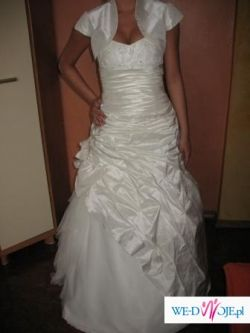 Super Okazja!! Suknia ślubna Elizabeth Konin