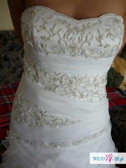 Super sukienka ślubna