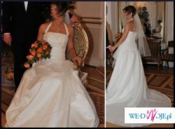 Super suknia ślubna Carmen Kamea