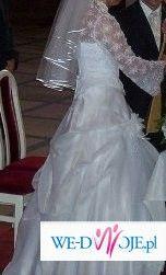 Super suknia ślubna!!! TANIO!!!