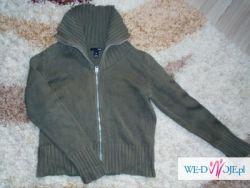 sweterek rozpinany H&M rozm M
