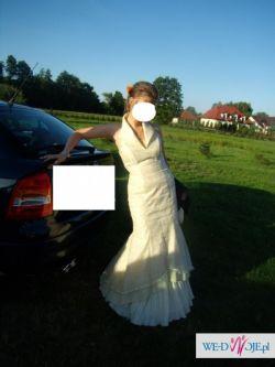 Sylwestrowa suknia balowa!Rewelacja!!