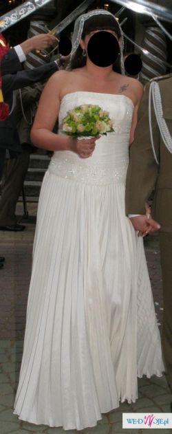 Szwedzka suknia Alicji Eklow