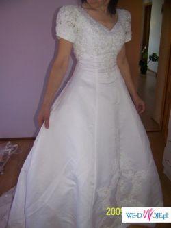 Szybko sprzedam suknię ślubną!:)