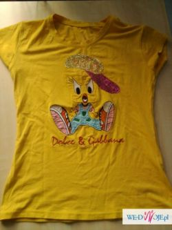 t-shirt z tweetym