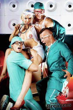 Tancerz erotyczny na wieczór panieński, striptiz męski, chippendales, striptizer kraków