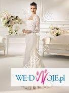 Tango 2013-suknia ślubna