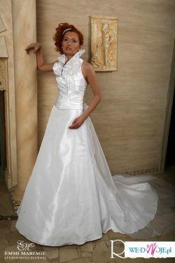 Tani sprzedam oryginalną suknię Emmi Mariage