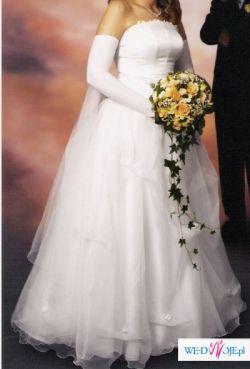 Tania Piękna suknia śłubna
