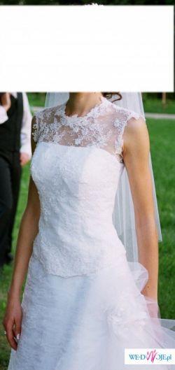 TANIA suknia ślubna w bardzo dobrym stanie - MIELEC