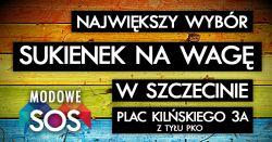 Tanie Sukienki Szczecin - Odzież używana Szczecin - Second hand Szczecin - Duże rozmiary Szczecin