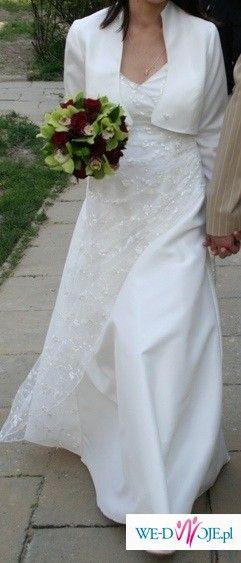 TANIO!! piękna suknia!!