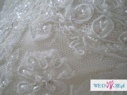 Tanio  PRONOVIAS INDIA / WHITE ONE 424 Suknia Ślubna