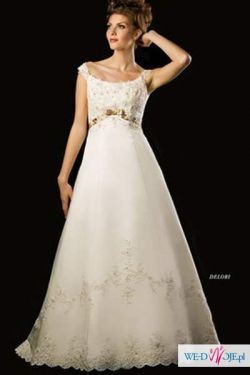 tanio sprzedam markową suknię