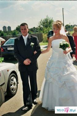 Tanio sprzedam piękną suknię ślubną !