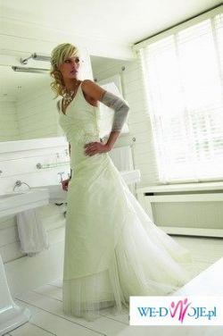 TANIO sprzedam suknię ślubną z Belgii