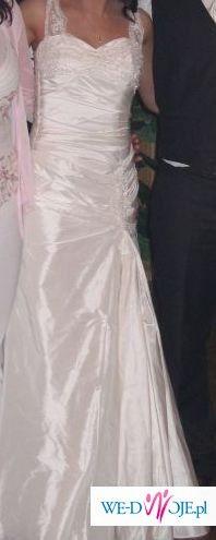 Tanio suknia ślubna!!!