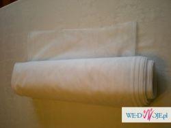 Tiul Biały miękki 17m x 3,00m (ok. 50m2)