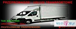 Transport Częstochowa Usługi Transportowe Przeprowadzki