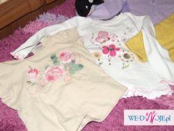 ubranka dla 3-4 latki