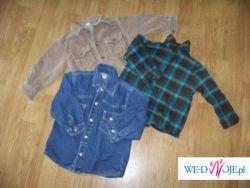 Ubranka dla chłopca rozmiar od 86 -98
