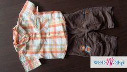 Ubranka dla chłopczyka od ok  2do7 miesięcy ZESTAW 25szt