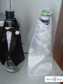 ubranka na butelki