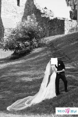 Unikatowa suknia ślubna  PRONOVIAS NACAR