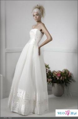 urocza suknia ślubna papilio faith