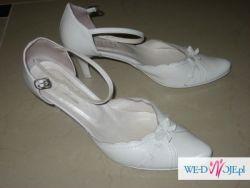 używane buty ślubne
