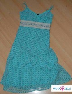 VERO MODA - kobieca sukienka