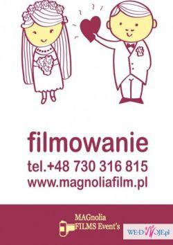 VideoFilmowanie DVD, HD, 3D i 4K wesela i śluby