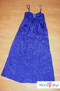 VILLA - ciązowa sukienka!!!! rozm.S