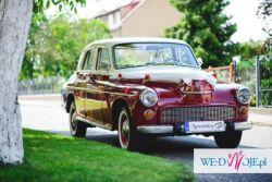 Warszawa 223 auto do ślubu