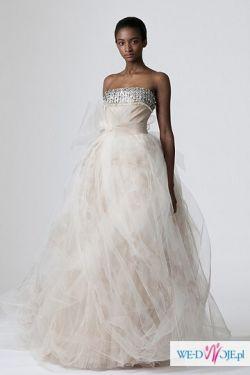 Wera Weng suknia ślubna