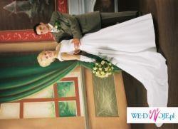 wielka okazja suknia ślubna
