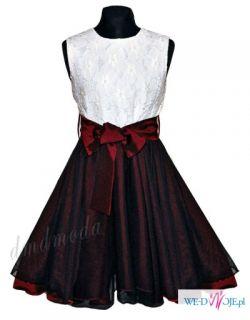 73a9cde62d Wizytowa sukienka dziewczęca Ewa II - Odzież dziecięca - Ogłoszenie ...