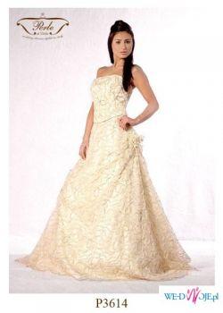 włoska suknia ślubna!