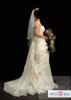 Włoska  suknia ślubna Valentini Spose kolekcja Ego