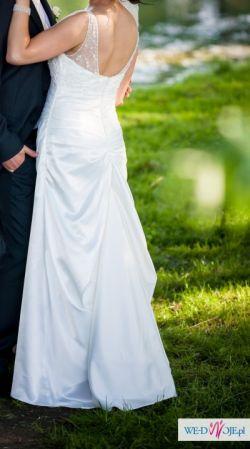 Włoska suknia ślubna Venus VE8062