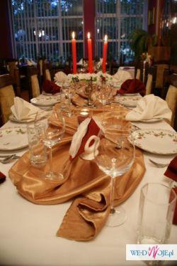 Wolne terminy na sale weselne
