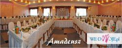 WOLNY TERMIN WESELE 28 września 2013- Dom weselny Amadeusz Łódź