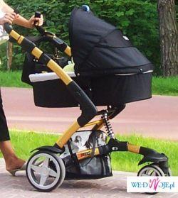Wózek 3-TEC ABC Design (spacerówka+gondola)