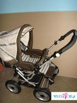 Wózek BabyWelt Wielofunkcyjny z Niemiec + gratisy