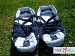 wózek bliźniaczy Emmaljunga