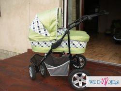 wózek bliźniaczy IMPLAST spaider comfort