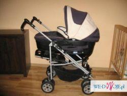 wózek chicco 3w1 gondola, fotelik, spacerówka