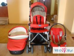 wózek chicco trio ejoy