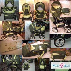 Wózek dla Twojego Dziecka!