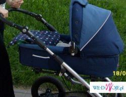 wózek dziecęcy x-lander(gondola+spacerówka)